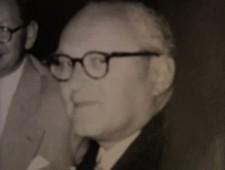 Ehemann Josef (José) Scharfstein  (c) Roberto Blueh
