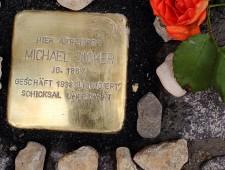 Stolperstein für Michael Dicker J.J. Kucek