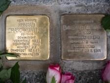 Stolperstein für Konrad Draschkowitsch, ©Alexander Danner