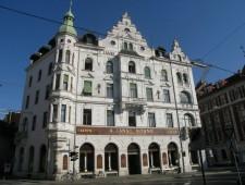 """Wohn- und Geschäftshaus A. Zankl & Söhne (""""Zanklhof""""), (c) Kulturserver Graz"""